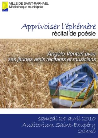 récital 2010